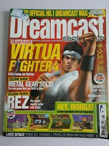 Dreamcast Magazine Issue #26