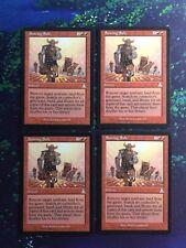 Magic: The Gathering, MTG) 4 Sowing Salt ~ Red Urza's Destiny Mtg Magic Uncommon 4x x4