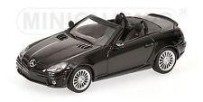Mercedes Benz SLK AMG (R171) black 1:43 Minichamps 400033171