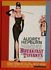 Movie Posters - Card #59 - Audrey Hepburn - Breakfast At Tiffany's (1961)