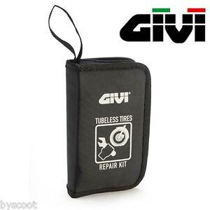 Kit réparation GIVI S450 anti-crevaison pneu moto scooter quad Voiture 4x4 auto
