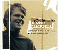 Glen Campbell - Classic Campbell [New CD] UK - Import