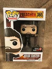 FUNKO POP TELEVISION PREACHER # 365  JESSE CUSTER GAMESTOP VINYL FIGURE RARE