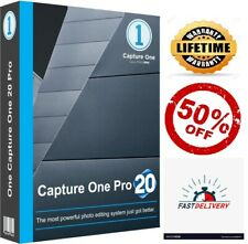 Capture One Pro 20 for WINDOWS✅Lifetime Activation✅ Fast Delivery✅ Full Version