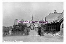 pu0282 - Crigglestone Cemetery , Yorkshire - photograph