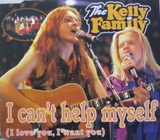THE KELLY FAMILY -  I CAN'T HELP MYSELF - CD-MAXI-SINGLE