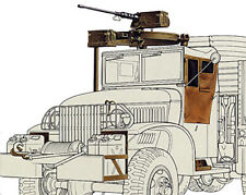 Tamiya 1/35 U.S. 2.5-Ton 6x6 Cargo 35231