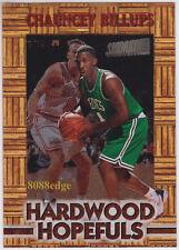 1997-98 STADIUM CLUB HARDWOOD HOPEFULS: CHAUNCEY BILLUPS #HH8 CELTICS ROOKIE RC