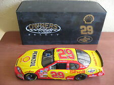 2007 Kevin Harvick #29 Shell / Pennzoil Chevrolet 1/24 RCCA Owners Club Select