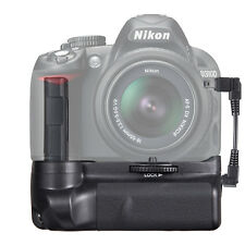 POWER Battery Grip PACK For Camera Nikon D3100 D3200 D3300 DSLR