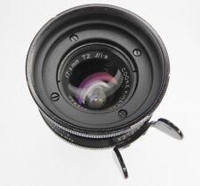 Cooke Kinetal 17.5mm f1.8 (T2) Arriflex standard mount  #572940