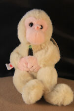 Coke International Bean Bag Plush Key Key the Snow Monkey Japan #0237 Euc