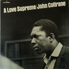 John Coltrane – A Love Supreme LP - 1980 MCA Records USA reissue – AS-77