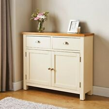 Elegant look Newsham Sideboard perfect for housing all of your equipment.
