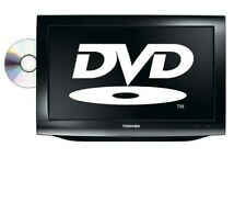 """19"""" Inch LCD TV Television / Monitor DVD Combo FreeView HDMI/VGA Port (No Stand)"""