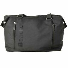 Brand Name Black Designer Tote By Bench - Unisex Gym Shoulder Bag Men's, Women's