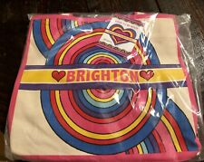 Brighton Tom Clancy Rainbow Bright Canvas Tote D30194 Love to Be Bold