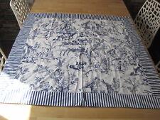 Tenture murale. tissu panneau textile de la marque Maison Strauss  en coton