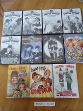 Lot 11 DVD ** Laurel et Hardy ** Comique comme neuf ou tbe ou neuf