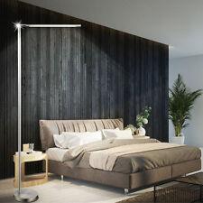 6W LED Stand Leuchte Schlaf Zimmer Dimmer Beleuchtung Beistell Steh Lampe EEK A