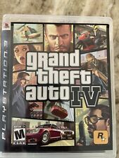 Grand Theft Auto IV Greatest Hits (PlayStation 3, 2008) PS3 Complete Manual