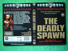 THE DEADLY SPAWN  -  BRAND NEW VIPCO SLEEVE