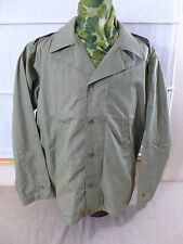"US48 ""Fury"" US ARMY WW2 M41 Field Jacket Vintage Feldjacke Combat Jacket Jeep"