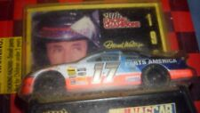 DARRELL WALTRIP 1997 PARTS AMERICA 1/64 scale NASCAR with stand & card