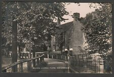 Postcard Wendover near Aylesbury Buckinghamshire early view Bucks Bridge Farm RP