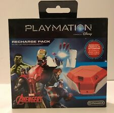Playmation Recharge Pack for ACTIVATOR with 6ft USB Cable Disney Marvel Avengers