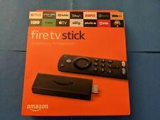 BRAND NEW in Box Amazon Fire TV Stick 3rd Gen with Alexa Voice Remote (2021)