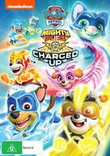 Paw Patrol Mighty Pups Charged up (dvd 2020) R4
