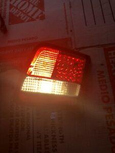 04-07 AUDI A8 QUATTRO TRUNK PASSENGER RIGHT RH SIDE LED INNER QUARTER TAIL LIGHT