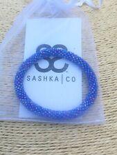 Sashka Co Blue Bracelet