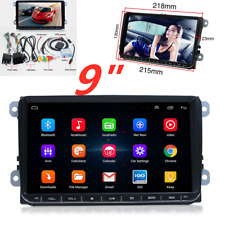 """New 9"""" 1080P Android 8.1 Car Stereo Radio Player 2Din GPS Navigation Wifi 3G 4G"""