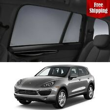 Porsche Cayenne 2010 958 Rear Side Car Window Sun Blind Sun Shade Mesh