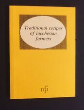 Traditional Recipes Of Lucchesian Farmers - pb 1999 - Italian Cooking