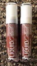 2 Wet n Wild Megalast Liquid Catsuit Lipstick, 945B Cedar Later,New Sealed