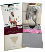 Vintage Lot Of 4 NEW Pantyhose ~ Hanes, Silky Fit, Sheer Caress, Kathie Lee
