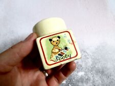 Vintage Sooty Concessions Egg Cup - Keele St Pottery