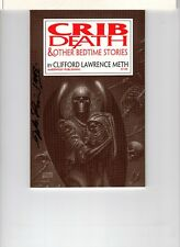 CRIB DEATH & OTHER BEDTIME STORIES SIGNED BY COVER ARTIST LINSNER