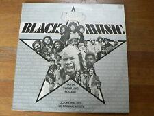 LP RECORD BLACK MUSIC ARCADE JIMI HENDRIX,DOUGLAS,TRAMMPS,BROWN,DEGREES