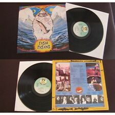 STEVE HILLAGE-Fish Rising LP Psych Prog GONG 75' NM