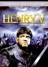 Henry V (1989) New Sealed DVD Kenneth Branagh