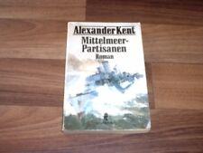 Alexander Kent -- mediterráneo-partisanos