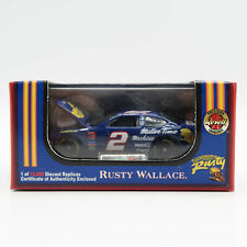 Revell Collection Rusty Wallace #2 Miller Lite Ford Nascar Diecast 1:64 Limited