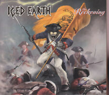 """ICED EARTH """"The Reckoning"""" 4-Track CD (Digipak)"""