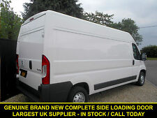 BRAND NEW Peugeot Boxer Door / Citroen Relay L2 L3 L4 (2007 - 2018) Back Door