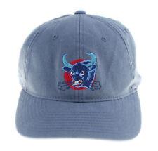 """Port Authority Mens Flex Fit Baseball Hat Cap Front Bull - Back """"El Toro"""" Sz S/M"""