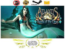 Atlantis: Pearls of the Deep PC Digital STEAM KEY - Region Free